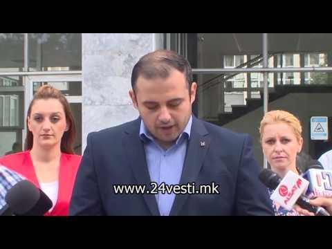 ВМРО-ДПМНЕ: Судот не одолеа на владините притисоци