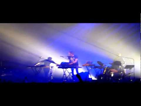 Yuksek - I Could Never Be a Dancer , Live @ Scopitone 14/10/2011