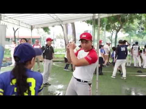 Baseball catches hearts and minds in Singapore
