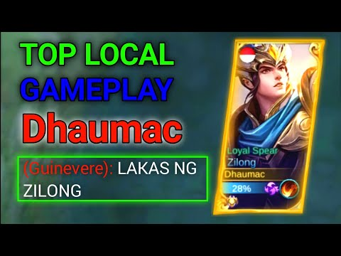 GUINEVERE COMPLAINT BECAUSE OF MY HURTFUL BUILD FOR ZILONG