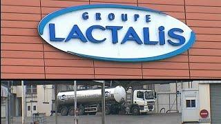 Fransa'da Üretilen Virüslü Lactalis Bebek Maması 83 Ülkede 12 Milyondan Fazla Kutuda Bulunuyor