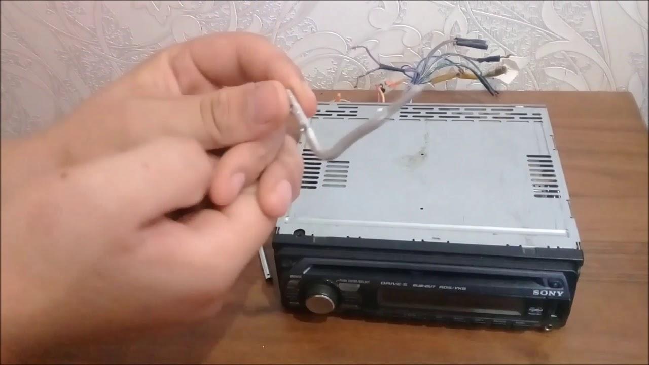 Антенна для автомобильного телевизора своими руками фото 158