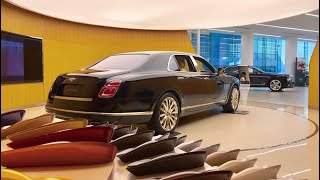 Ultimate Customisation At World's Largest Bentley Dealership!