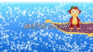 Learn Tashahhud For Salah for Kids/Beginners (Middle Qa'dah)