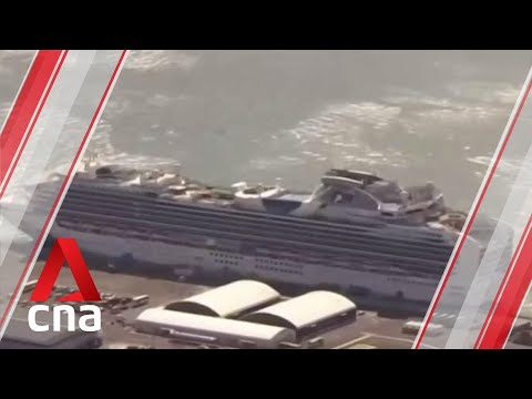 Two elderly Japanese passengers from Diamond Princess cruise ship die from COVID-19