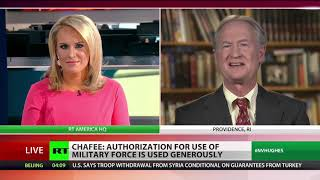 Baixar U.S. Has 'No National Interest' In Syria Meddling – Lincoln Chafee