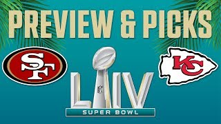 Super Bowl LIV Gameday Preview & Picks Show