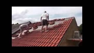 Yılın Çatı Aktarma Uygulaması |216 489 45 71| En İyi Çatı Sistemi Kiremit Aktarm
