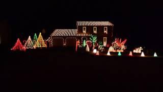 2016 Christmas Lights | Christmas Eve Sarajevo -TSO