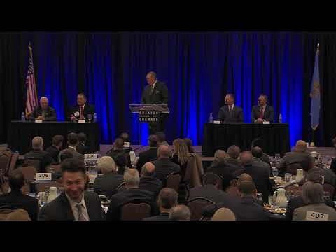 Greater OKC Chamber Legislative Breakfast - Jan. 31, 2018 - Panel Discussion
