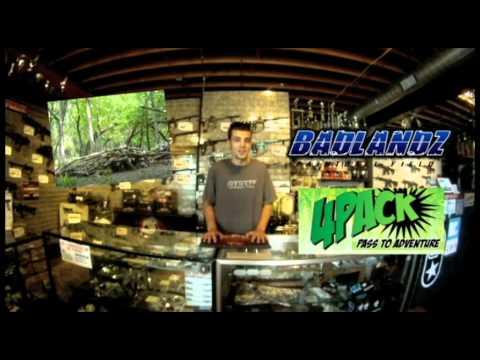 Bad Boyz Toyz Badlandz 4pack Review Youtube