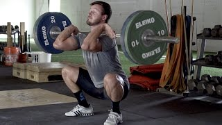Strength Camp Weightlifting Class
