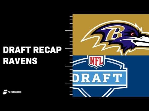 2019 NFL Draft: Ravens Recap | PFF