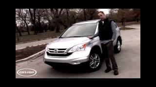 2010 Honda CR-V Review, Walkaround, Exhaust, Test Drive