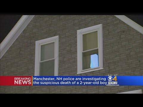 Police Investigate 'Suspicious' Death Of 2-Year-Old Boy