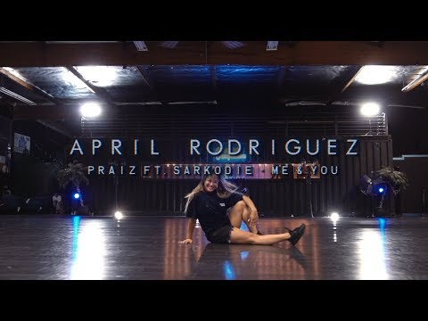 April Rodriguez | PRAIZ - Me & You | Snowglobe Perspective