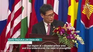 ASEAN's new Secretary-general