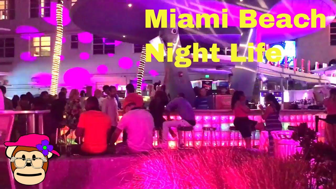 South Beach Miami 2017 Night Life