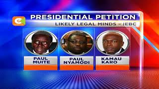 All eyes on Supreme Court judges as Odinga moves to court