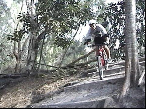 Markham Park Trails January 5, 2003