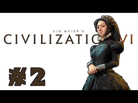 Let's Play: Civilization VI - Cultural France! - Part 2