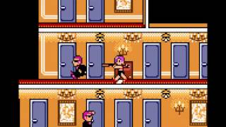 Game Boy Color Longplay [096] Elevator Action EX