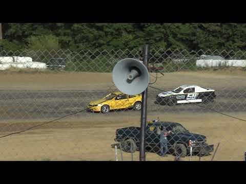 Moler Raceway Park   8/25/19   Compacts   Heat 2