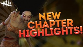 NEW CHAPTER HIGHLIGHTS! (Dead by Daylight Random Moments Ep. 56)