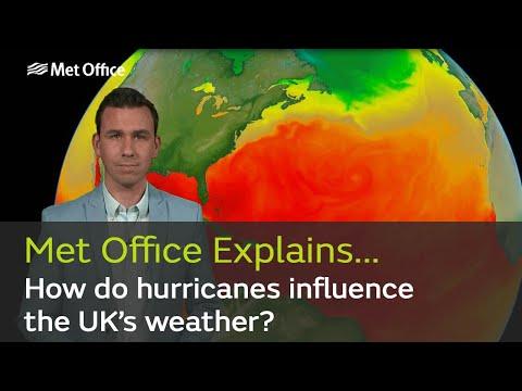 how hurricanes impact the UK