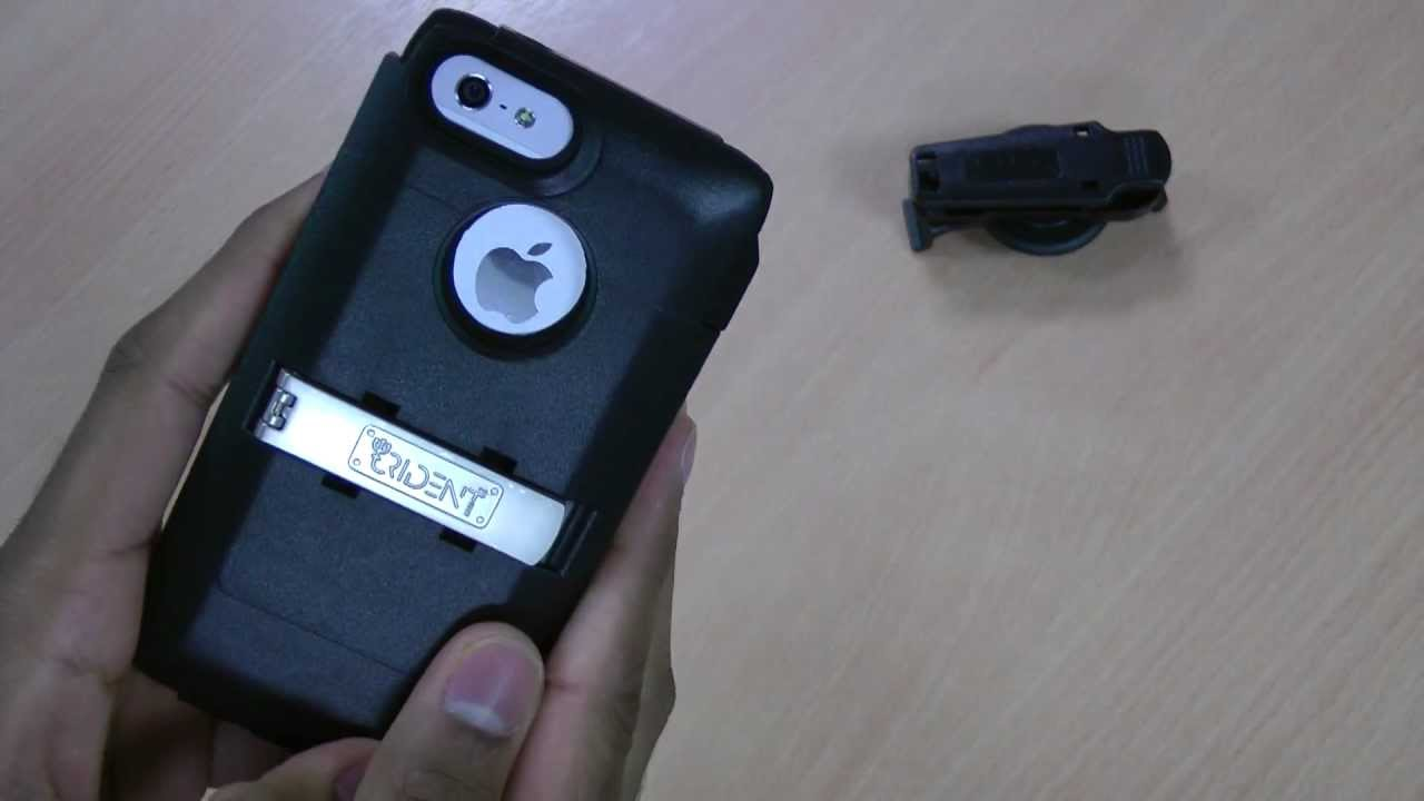 sale retailer 52fad 3437b Trident Kraken Series Case for iPhone 5 Review