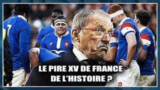 LE PIRE XV DE FRANCE DE L'HISTOIRE ? Bureau Ovale Rubgy #3