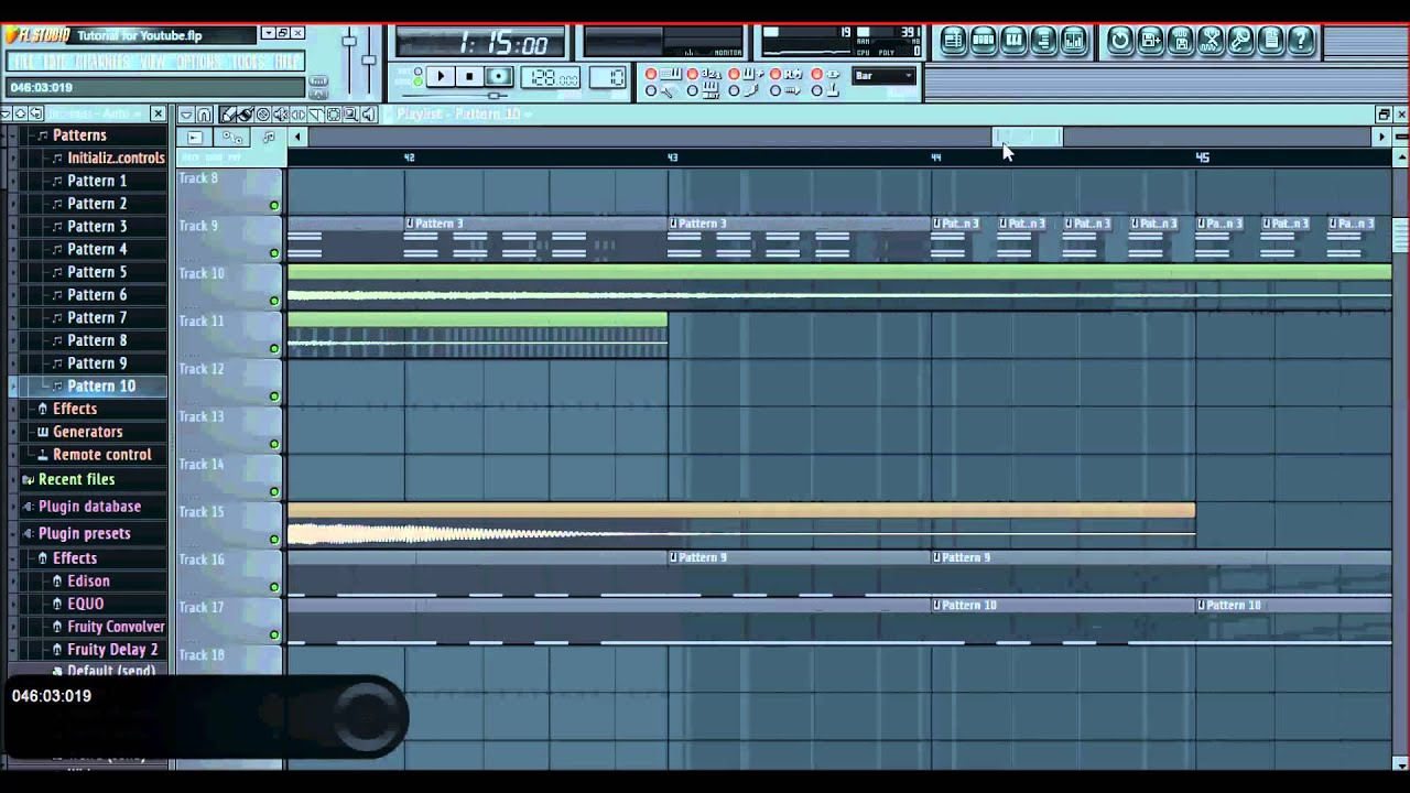 How to produce a full electro house track using Fl Studio