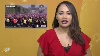 Het 10 Minuten Jeugd Journaal uitzending 16 juli 2018