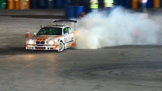 Mohammed Shaker Red Bull Car Park Drift - 1JZ BMW E36
