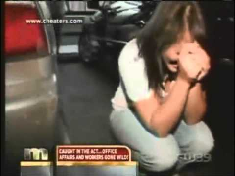 Extra-Marital Affairs At Office  - Caught-In-The-Act - Maury Show