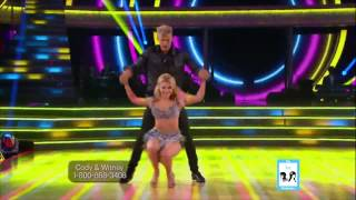 Cody Simpson & Witney Carson - Timber-  DWTS 18