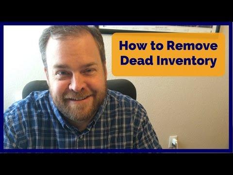 How to Remove Dead Amazon FBA Inventory