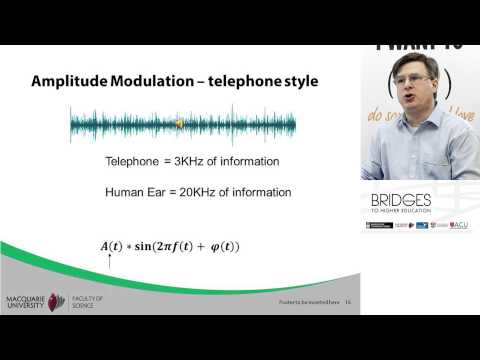 Telecommunications Engineering - Michael Heimlich