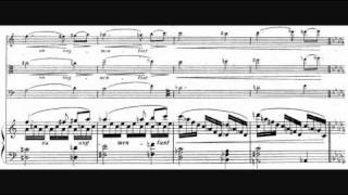 Ernest Chausson - Piano Quartet in A, Op. 30 (1897)