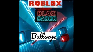 Roblox - Blox Saber: Bullseye 100% Accuracy