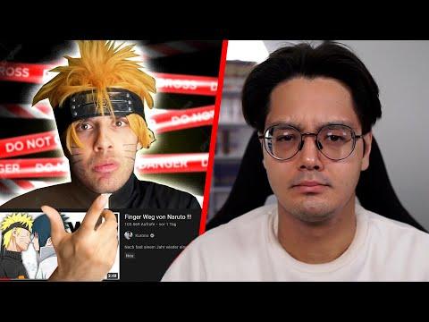 Raafey REAGIERT auf Kurono 'FRONTET' Naruto