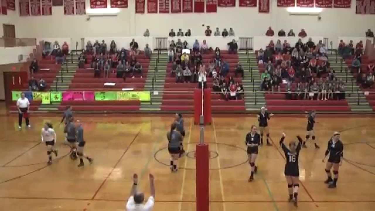 NCCS - Plattsburgh Volleyball C Final  11-7-15
