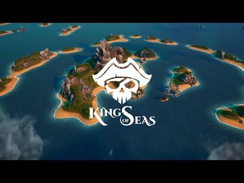 King of Seas - Environmental Tech Art Showcase |