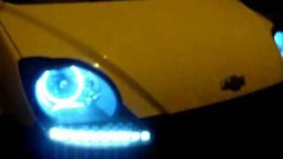 lightDNS.ru Светодиодные модули для Chevrolet Spark(lightDNS.ru Светодиодные модули в повторители поворотов и светодиодные кольца