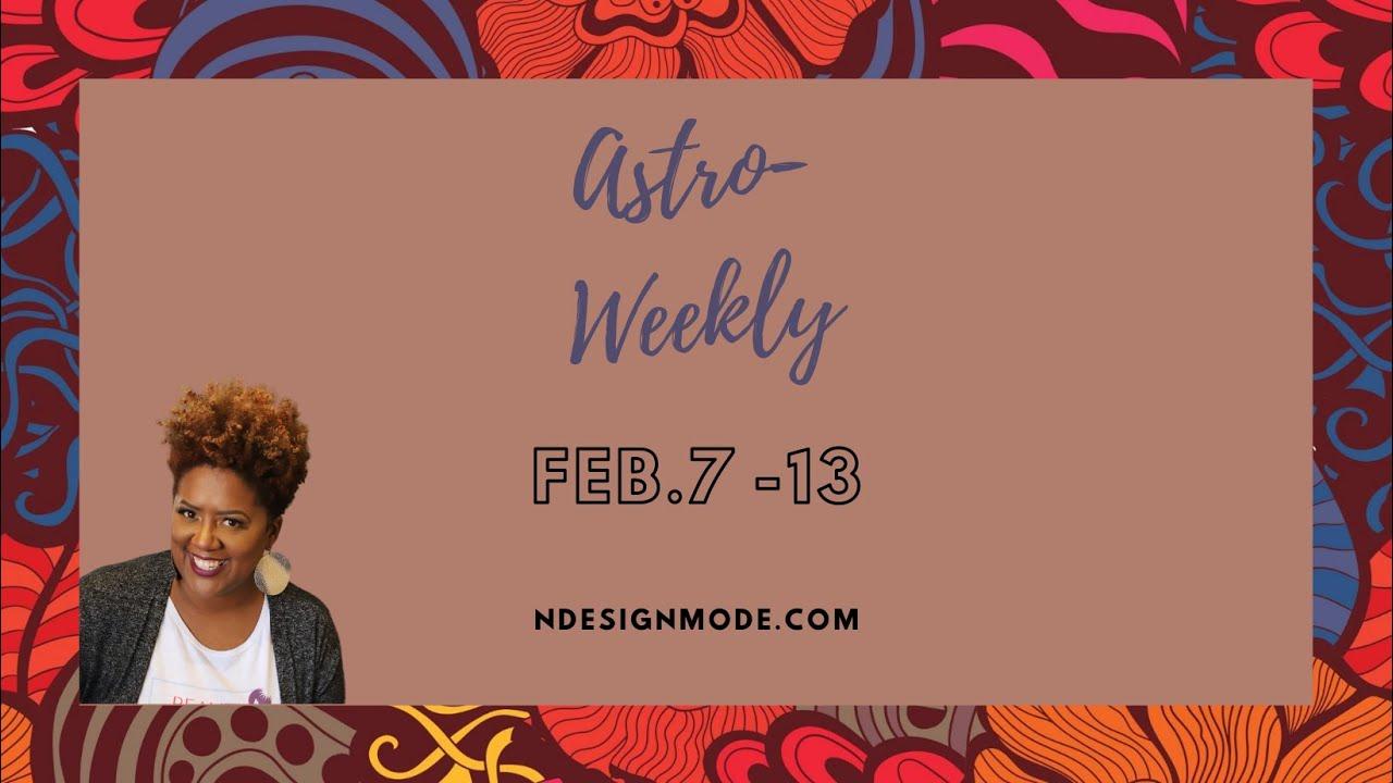Astro Forecast Feb 7 - 13, 2021