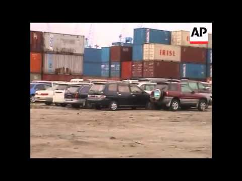 4:3 Strike by workers in East Africa's largest sea port disrupts trade in the region