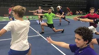 Swiss Tennis-Konditionstest 2018: Workshops