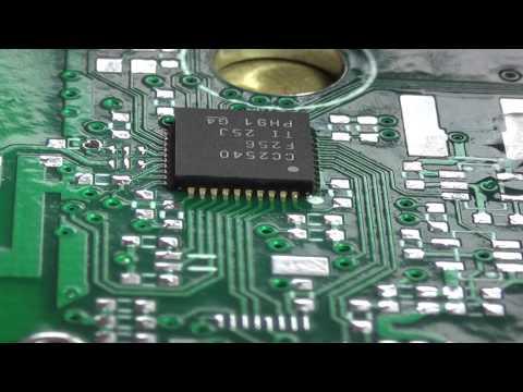 QFN40 Soldering Demo