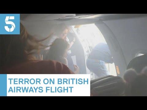BA Passengers Left Terrified As Smoke Fills Cabin During Flight   5 News