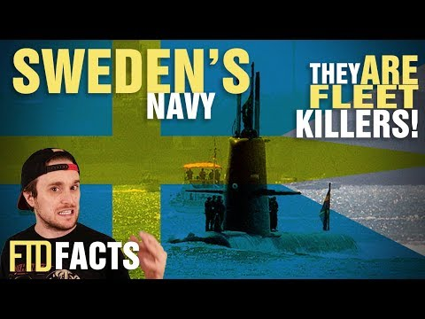 10+ Incredible Facts About Swedish Navy (Svenska marinen)